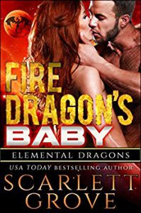 Fire Dragon's Baby