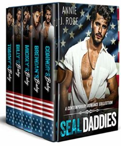 SEAL Daddies: A Contemporary Romance Collection