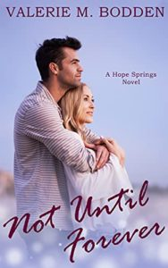 Not Until Forever: A Christian Romance