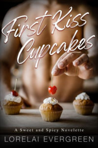 First Kiss Cupcakes