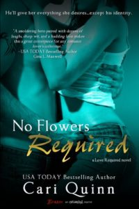 No Flowers Required