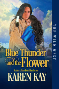Blue Thunder and the Flower