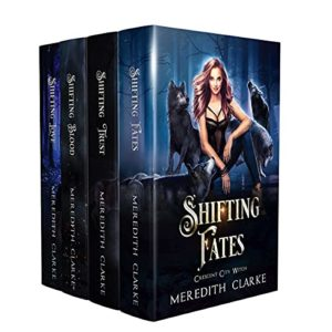 Crescent City Witch Series: Books 1-4