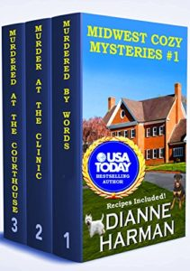 Midwest Cozy Mysteries #1