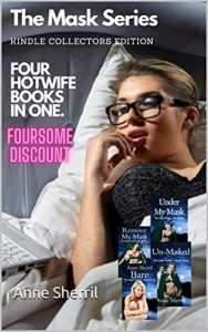 The Mask Series: Four Hotwife Books in One