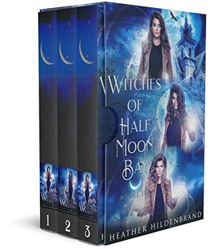 Witches of Half Moon Bay Series Box Set